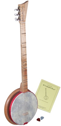 The LicketySplit Banjo Standard Model